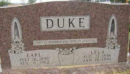 DUKE, LELA - Lonoke County, Arkansas | LELA DUKE - Arkansas Gravestone Photos