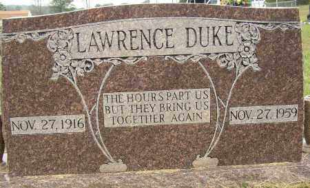 DUKE, LAWRENCE - Lonoke County, Arkansas | LAWRENCE DUKE - Arkansas Gravestone Photos