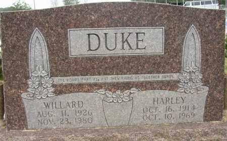 DUKE, WILLARD - Lonoke County, Arkansas | WILLARD DUKE - Arkansas Gravestone Photos