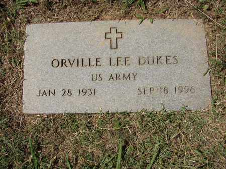 DUKES (VETERAN), ORVILLE LEE - Lonoke County, Arkansas | ORVILLE LEE DUKES (VETERAN) - Arkansas Gravestone Photos