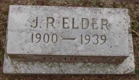 ELDER, J R - Lonoke County, Arkansas | J R ELDER - Arkansas Gravestone Photos