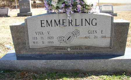 EMMERLINE, VIVA V. - Lonoke County, Arkansas | VIVA V. EMMERLINE - Arkansas Gravestone Photos