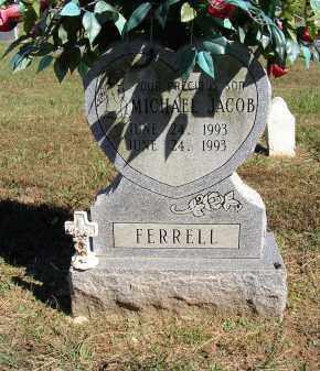 FERRELL, MICHAEL JACOB - Lonoke County, Arkansas | MICHAEL JACOB FERRELL - Arkansas Gravestone Photos