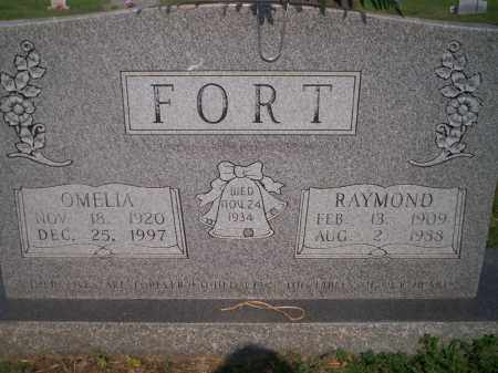 CARTER FORT, OMELIA - Lonoke County, Arkansas | OMELIA CARTER FORT - Arkansas Gravestone Photos