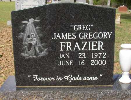 FRAZIER, JAMES GREGORY (GREG) - Lonoke County, Arkansas | JAMES GREGORY (GREG) FRAZIER - Arkansas Gravestone Photos