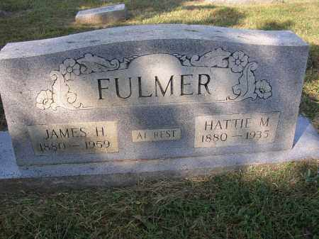 FULMER, HATTIE M. - Lonoke County, Arkansas | HATTIE M. FULMER - Arkansas Gravestone Photos