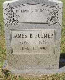 FULMER, JAMES B. - Lonoke County, Arkansas | JAMES B. FULMER - Arkansas Gravestone Photos