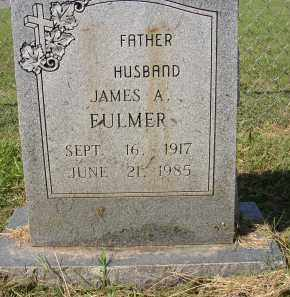 FULMER, JAMES A. - Lonoke County, Arkansas | JAMES A. FULMER - Arkansas Gravestone Photos