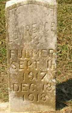 FULMER, LAWRENCE C. - Lonoke County, Arkansas | LAWRENCE C. FULMER - Arkansas Gravestone Photos