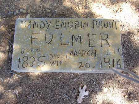 FULMER, MANDY ENGRIN - Lonoke County, Arkansas | MANDY ENGRIN FULMER - Arkansas Gravestone Photos