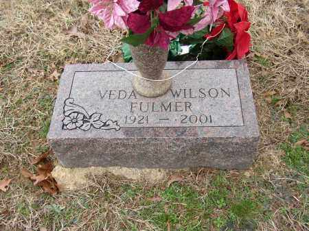 FULMER, VEDA - Lonoke County, Arkansas | VEDA FULMER - Arkansas Gravestone Photos