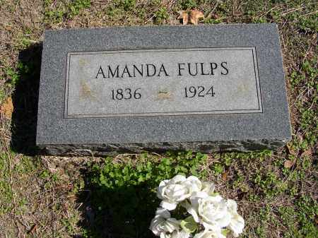 FULPS, AMANDA - Lonoke County, Arkansas | AMANDA FULPS - Arkansas Gravestone Photos