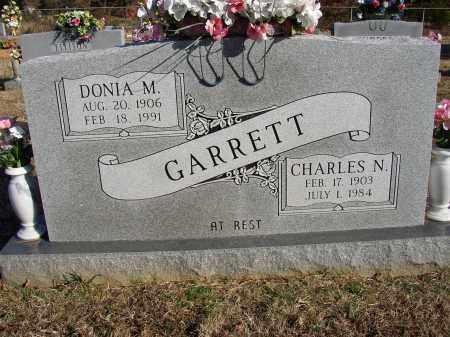 GARRETT, DONIA M. - Lonoke County, Arkansas | DONIA M. GARRETT - Arkansas Gravestone Photos