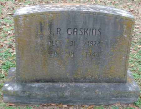 GASKINS, J R - Lonoke County, Arkansas | J R GASKINS - Arkansas Gravestone Photos