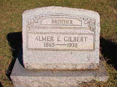 GILBERT, ALMER E - Lonoke County, Arkansas | ALMER E GILBERT - Arkansas Gravestone Photos