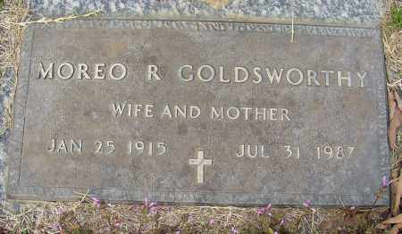 GOLDSWORTHY, MOREO R. - Lonoke County, Arkansas | MOREO R. GOLDSWORTHY - Arkansas Gravestone Photos