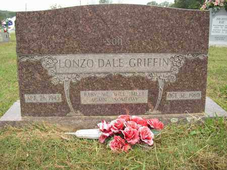 GRIFFIN, LONZO DALE - Lonoke County, Arkansas | LONZO DALE GRIFFIN - Arkansas Gravestone Photos