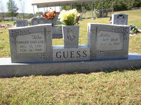 GUESS, EDWARD GARLAND - Lonoke County, Arkansas | EDWARD GARLAND GUESS - Arkansas Gravestone Photos