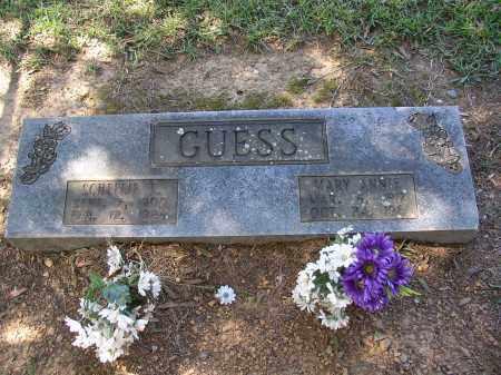 GUESS, MARY ANNIE - Lonoke County, Arkansas | MARY ANNIE GUESS - Arkansas Gravestone Photos