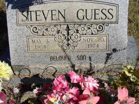 GUESS, STEVEN - Lonoke County, Arkansas | STEVEN GUESS - Arkansas Gravestone Photos