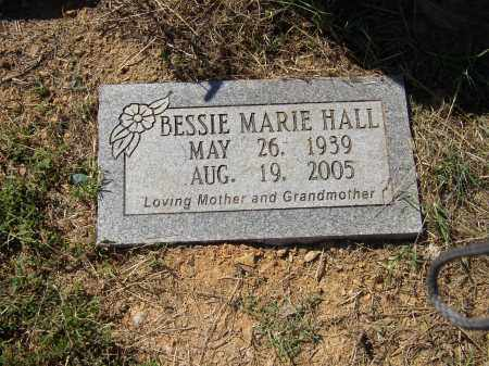HALL, BESSIE MARIE - Lonoke County, Arkansas | BESSIE MARIE HALL - Arkansas Gravestone Photos