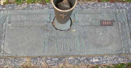 HAMM, SNOOK - Lonoke County, Arkansas | SNOOK HAMM - Arkansas Gravestone Photos