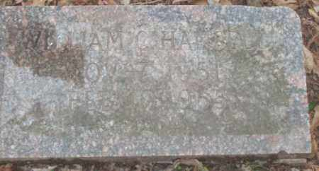 HANSELL, WILLIAM C - Lonoke County, Arkansas | WILLIAM C HANSELL - Arkansas Gravestone Photos