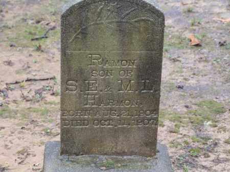 HARMON, RAMON - Lonoke County, Arkansas | RAMON HARMON - Arkansas Gravestone Photos