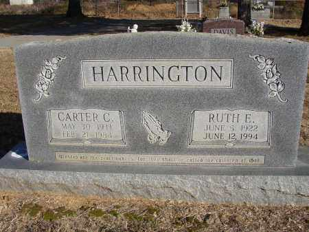 HARRINGTON, CARTER C. - Lonoke County, Arkansas | CARTER C. HARRINGTON - Arkansas Gravestone Photos