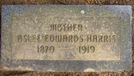 HARRIS, ASLEE - Lonoke County, Arkansas | ASLEE HARRIS - Arkansas Gravestone Photos