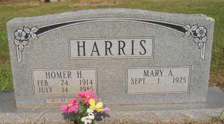 HARRIS, HOMER H. - Lonoke County, Arkansas | HOMER H. HARRIS - Arkansas Gravestone Photos