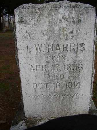 HARRIS, I. W. - Lonoke County, Arkansas | I. W. HARRIS - Arkansas Gravestone Photos