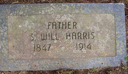 HARRIS, S. WILL - Lonoke County, Arkansas | S. WILL HARRIS - Arkansas Gravestone Photos