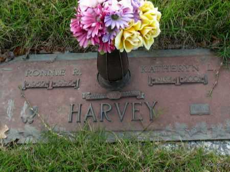 HARVEY, KATHERYN L. - Lonoke County, Arkansas | KATHERYN L. HARVEY - Arkansas Gravestone Photos