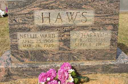 WARD HAWS, NELLIE - Lonoke County, Arkansas | NELLIE WARD HAWS - Arkansas Gravestone Photos