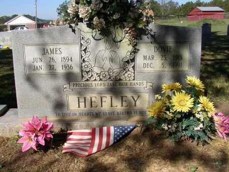 HEFLEY, DOVIE - Lonoke County, Arkansas | DOVIE HEFLEY - Arkansas Gravestone Photos
