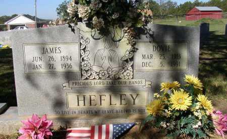 HEFLEY, JAMES - Lonoke County, Arkansas | JAMES HEFLEY - Arkansas Gravestone Photos