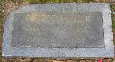HESTER, GEORGE - Lonoke County, Arkansas | GEORGE HESTER - Arkansas Gravestone Photos
