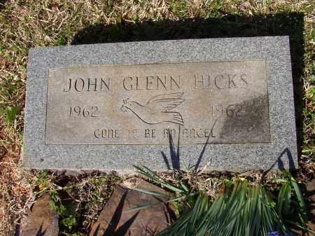 HICKS, JOHN GLENN - Lonoke County, Arkansas | JOHN GLENN HICKS - Arkansas Gravestone Photos