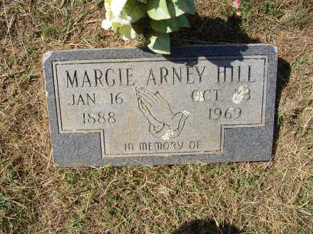 HILL, MARGIE ARNEY - Lonoke County, Arkansas | MARGIE ARNEY HILL - Arkansas Gravestone Photos