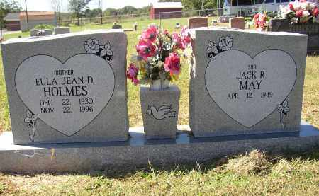 HOLMES, EULA JEAN D. - Lonoke County, Arkansas | EULA JEAN D. HOLMES - Arkansas Gravestone Photos