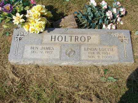 HOLTROP, BEN JAMES - Lonoke County, Arkansas | BEN JAMES HOLTROP - Arkansas Gravestone Photos