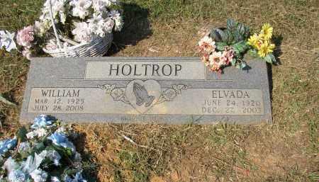 HOLTROP, ELVADA - Lonoke County, Arkansas | ELVADA HOLTROP - Arkansas Gravestone Photos