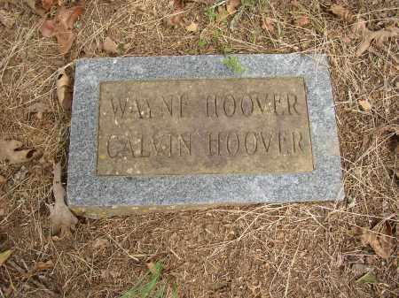 HOOVER, CALVIN - Lonoke County, Arkansas | CALVIN HOOVER - Arkansas Gravestone Photos