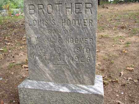 HOOVER, LOUIS S. - Lonoke County, Arkansas | LOUIS S. HOOVER - Arkansas Gravestone Photos