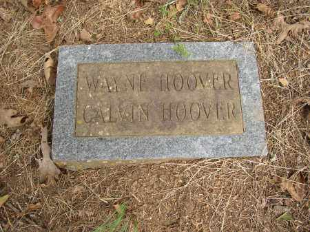 HOOVER, WAYNE - Lonoke County, Arkansas | WAYNE HOOVER - Arkansas Gravestone Photos