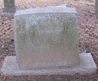 SANDERS HORSLEY, DORA - Lonoke County, Arkansas | DORA SANDERS HORSLEY - Arkansas Gravestone Photos