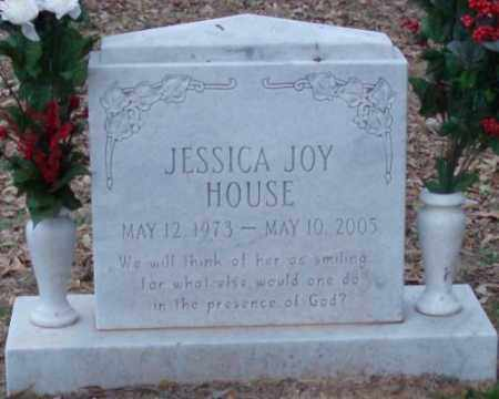 HOUSE, JESSICA JOY - Lonoke County, Arkansas | JESSICA JOY HOUSE - Arkansas Gravestone Photos