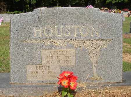 HOUSTON, BESSIE - Lonoke County, Arkansas | BESSIE HOUSTON - Arkansas Gravestone Photos