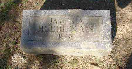 HUDDLESTON, JAMES A. - Lonoke County, Arkansas | JAMES A. HUDDLESTON - Arkansas Gravestone Photos